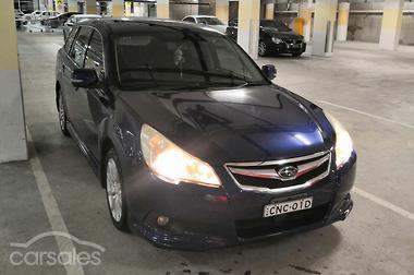 2010 Subaru Liberty 2 5i Premium 5gen Auto Awd My10