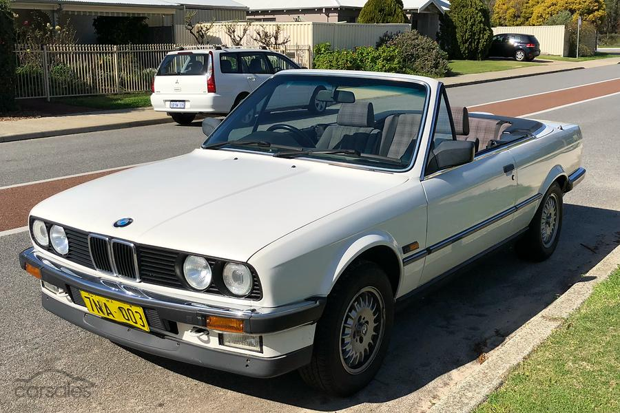 1988 BMW 3 Series 320i E30 Auto-SSE-AD-5548784 - carsales com au