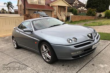 New Used Alfa Romeo Cars For Sale In New South Wales Carsalescomau - Alfa romeos for sale