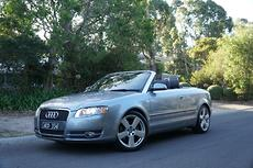 New Used Audi A4 Convertible Cars For Sale In Australia Carsales