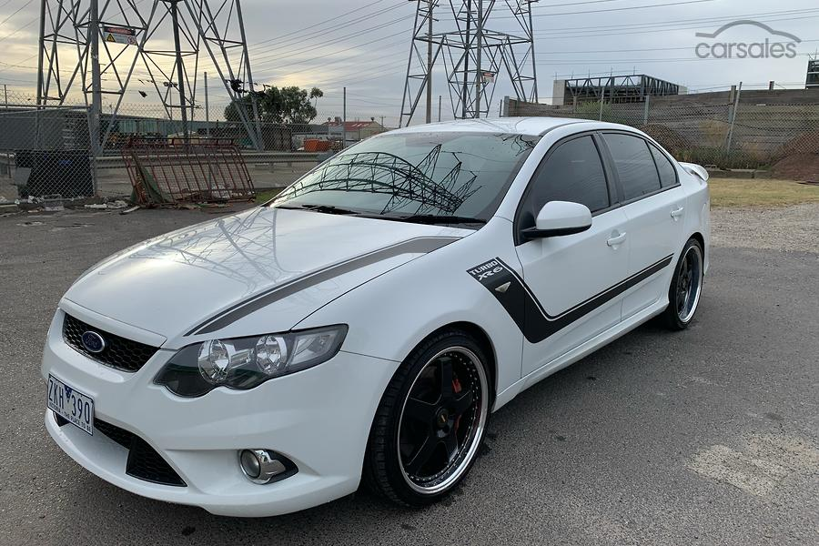 2011 Ford Falcon XR6 Turbo FG Auto-SSE-AD-6044564 - carsales