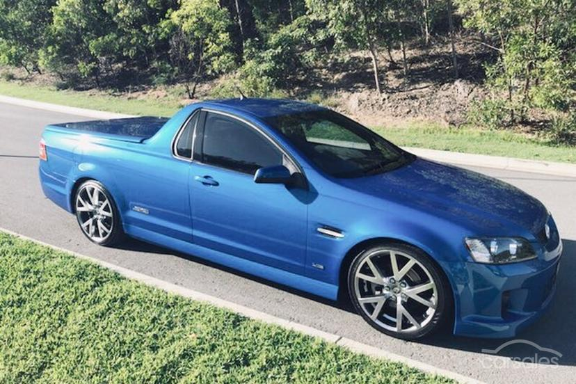 2010 Holden Ute SS V VE Manual MY10 - www carsales com au