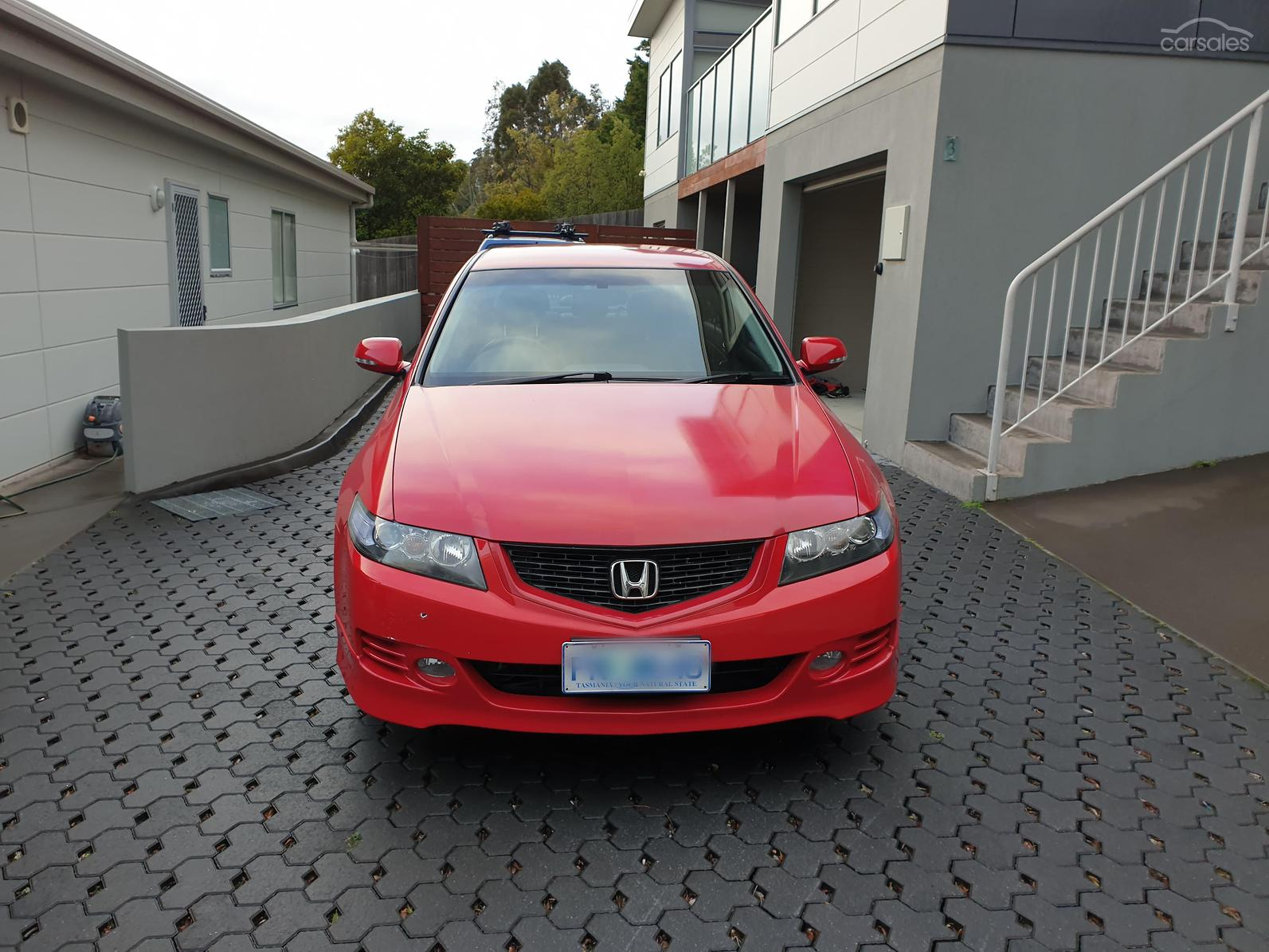 2007 Honda Accord Euro Limited Edition Manual MY07-SSE-AD