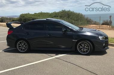 new used subaru wrx cars for sale in australia
