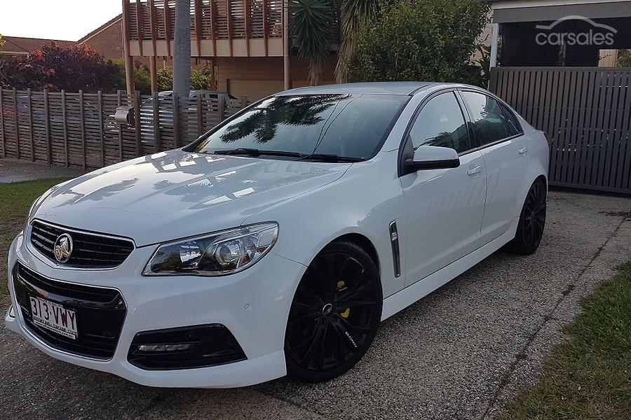 2014 Holden Commodore SV6 VF Auto MY14-SSE-AD-6001491 - carsales com au