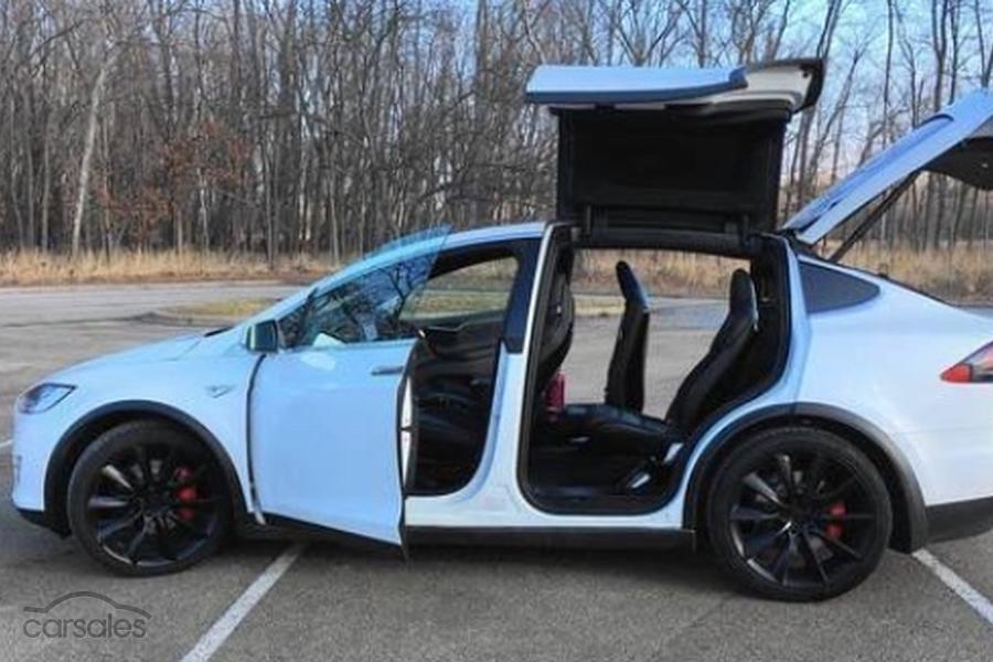 2017 Tesla Model X P100d Auto Awd Sse Ad 5835217