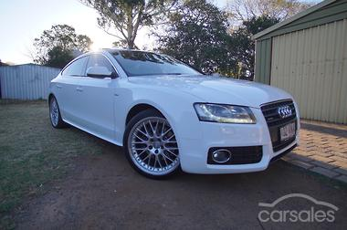 New Used Audi A Cars For Sale In Queensland Carsalescomau - Audi a5 for sale