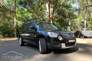New & Used SKODA Yeti cars for sale in The Of The Shire Of Hornsby