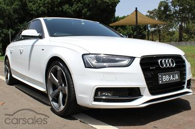 New Used Audi A4 S Line White Cars For Sale In Australia