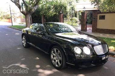 new & used bentley continental cars for sale in australia - carsales
