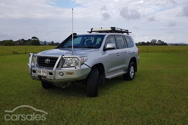 New Used Toyota Landcruiser Cars For Sale In Australia Carsales