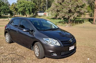 toyota fielder service manual 2008
