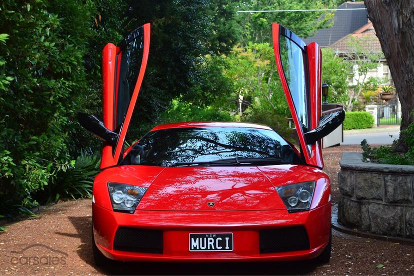New Used Lamborghini Murcielago Coupe Manual Cars For Sale In