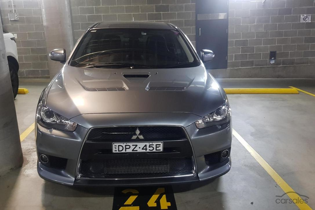 Mitsubishi Lancer Turbo Intercooled Grey cars for sale in