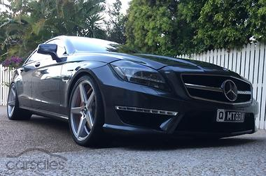 657712f01f5fb6 New   Used Mercedes-Benz CLS63 cars for sale in Australia - carsales ...