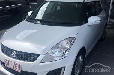 New Used Suzuki Swift Cars For Sale In Gold Coast Queensland