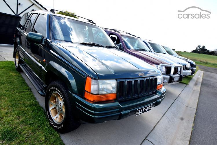 1997 Jeep Grand Cherokee Limited Auto 4x4