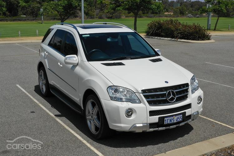 New Used Mercedes Benz Ml350 Cars For Sale In Perth Western