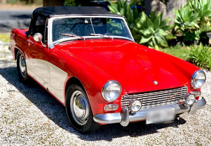 AUSTIN HEALEY SPRITE  RADIATOR CAP  1964 to 1966   Mark 3   1098cc