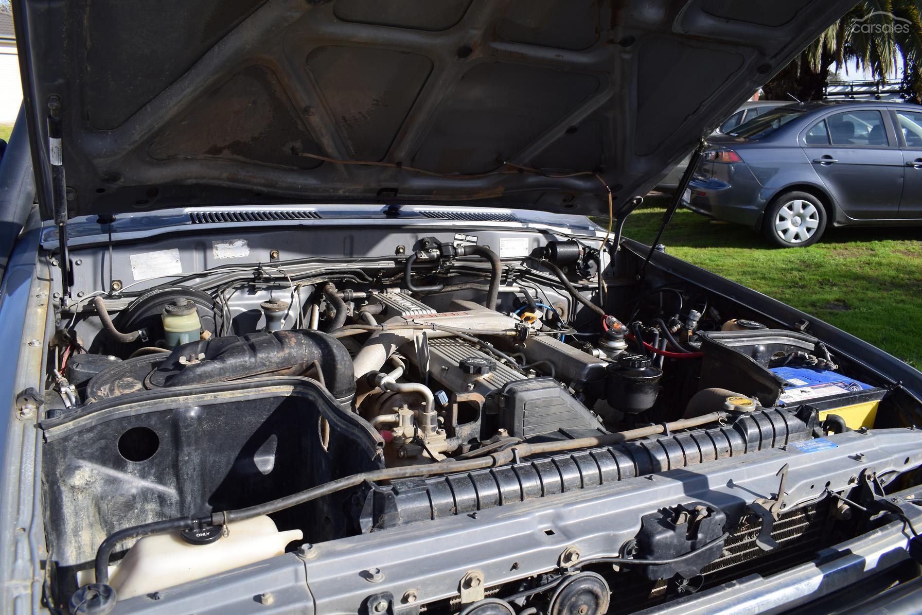1991 Toyota Landcruiser GXL Manual 4x4-SSE-AD-6180315 - carsales com au