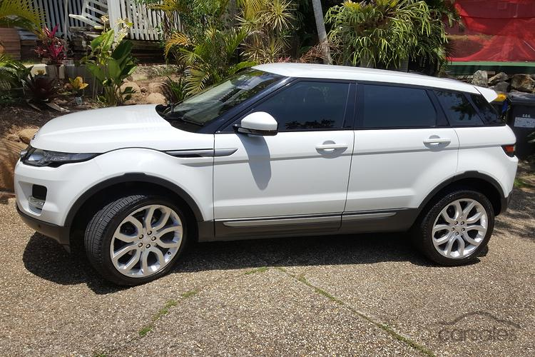 New Used Land Rover Range Rover Evoque Cars For Sale In Australia