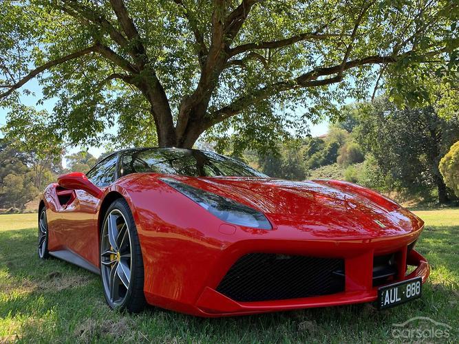 Ferrari price australia