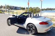 New Used Bmw Z4 E89 Silver Petrol Premium Ulp Cars For Sale In