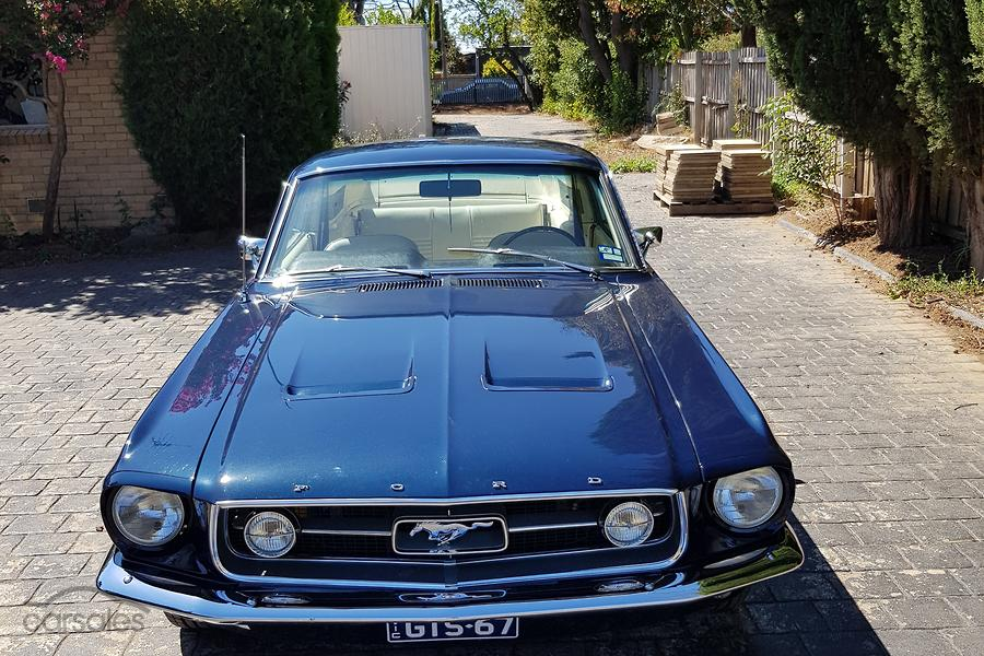 1967 Ford Mustang 2+2 Manual-SSE-AD-5949957 - carsales com au