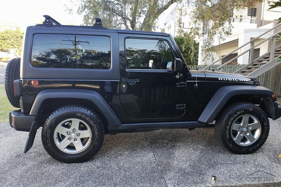 Jeep Wrangler Black Cars For Sale In Brisbane All Queensland Carsales Com Au
