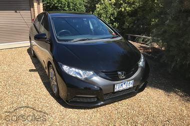 New Used Honda Civic Black Hatch Cars For Sale In Victoria