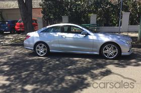 New Used Mercedes Benz E500 Coupe Cars For Sale In Australia