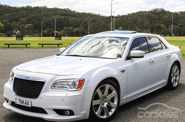 New Used Chrysler 8 Cylinders Cars For Sale In Australia