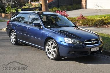 2006 Subaru Liberty 3 0r Spec B 4gen Auto Awd My06