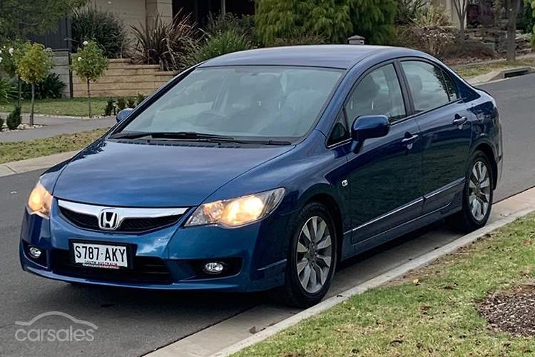 New Used Honda Civic Cars For Sale In Australia Carsalescomau