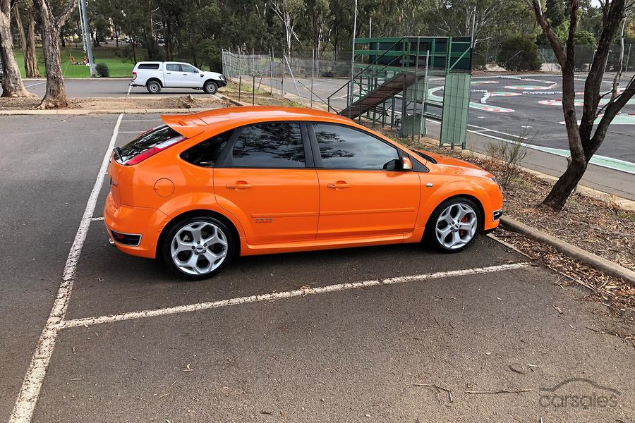 2007 Ford Focus Xr5 Turbo Ls Manual Sse Ad 6168039 Carsales Com Au