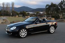 New Used Mercedes Benz Slk230 Kompressor Performance Automatic