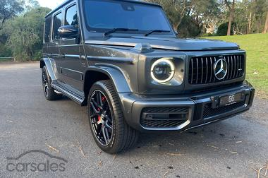 New & Used Mercedes-Benz G63 W463 SUV cars for sale in Australia