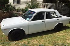 1979 datsun 510 hatchback
