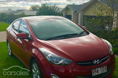 2013 Hyundai Elantra Premium Auto