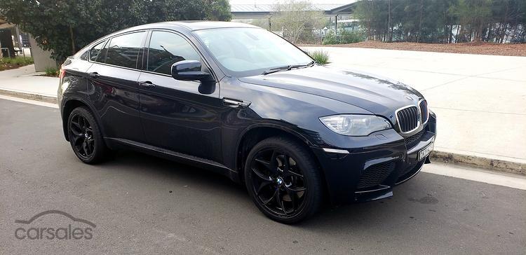 Bmw x6 m price australia