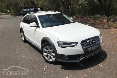 New Used Audi A4 Allroad Cars For Sale In Australia Carsalescomau