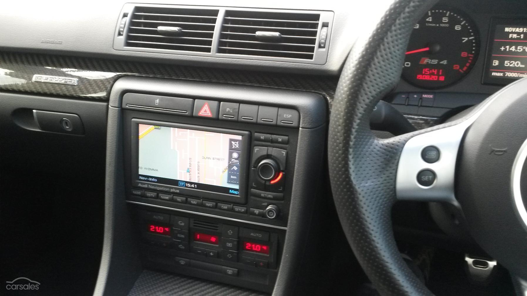 2006 Audi RS4 Manual quattro-SSE-AD-5691439 - carsales com au