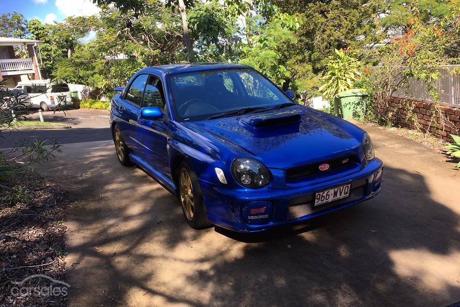 2002 Subaru Impreza WRX STI S Manual AWD MY03-SSE-AD-5924091