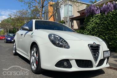 New Used Alfa Romeo Giulietta Cars For Sale In Australia - Used alfa romeo giulietta