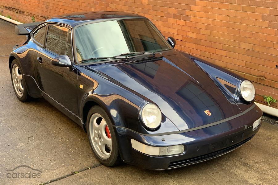 1992 Porsche 911 Turbo 964 Manual Sse Ad 6161748 Carsales