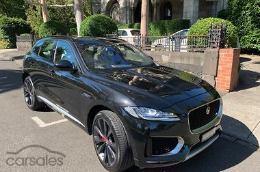 2016 Jaguar F Pace 30d First Edition Auto Awd My17