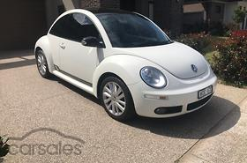 2008 Volkswagen Beetle Anniversary Edition 9c Auto My08
