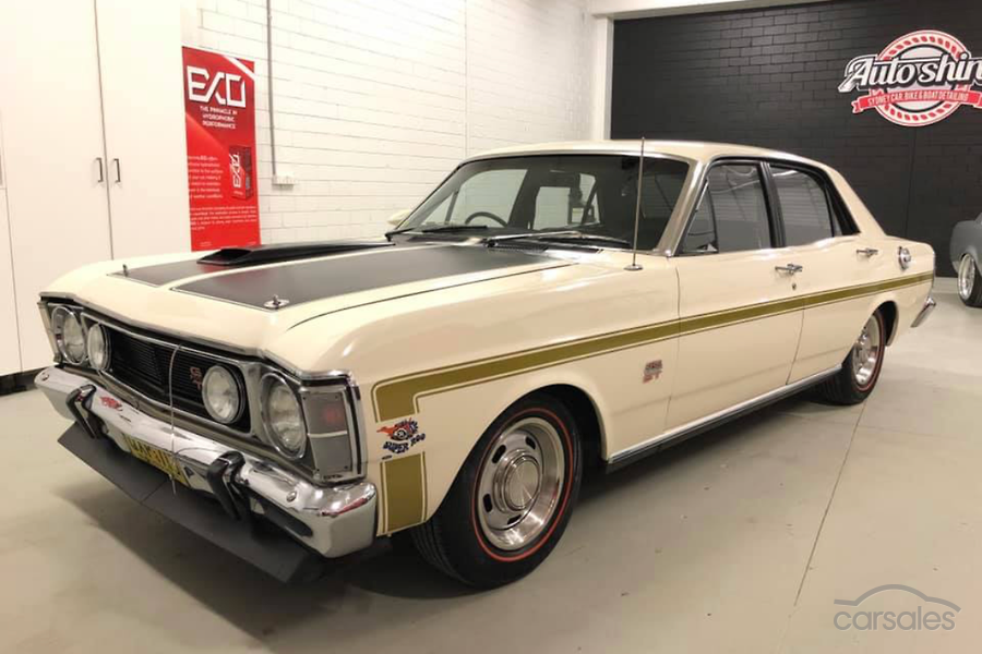 1970 Ford Falcon GT XW Manual-SSE-AD-6073538 - carsales com au
