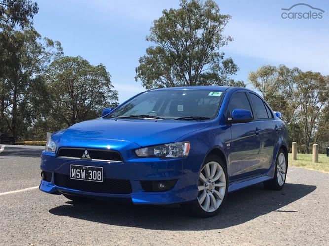 Mitsubishi lancer for sale brisbane