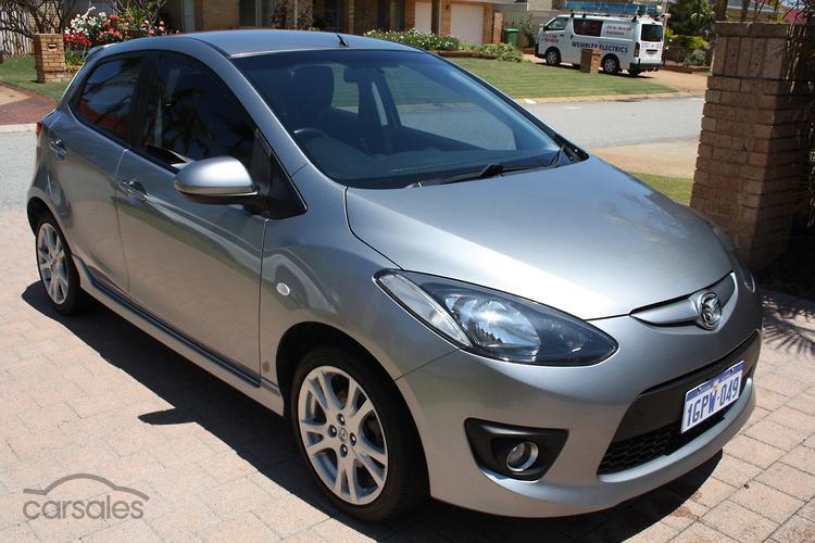 New Used Mazda 2 Cars For Sale In Perth Western Australia